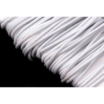 Gumka kapeluszowa 1.8 mm biała 100mb/67 zł