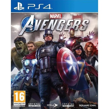 Marvel's Avengers PS4 PL Dubbing PROMOCJA!!!