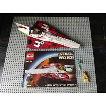 LEGO 7143  Star Wars Jedi Starfighter