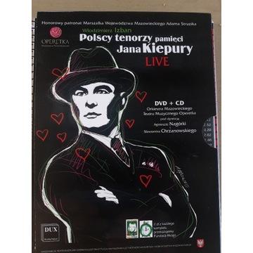 Polscy tenorzy pamięci Jana Kiepury live