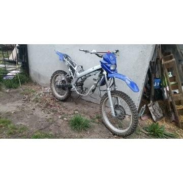 Rama Yamaha DT 50