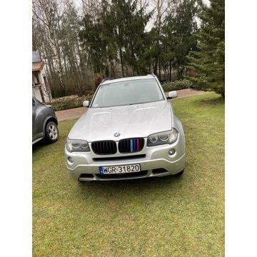 BMW X3 3.0 diesel 4x4 pakiet MPower