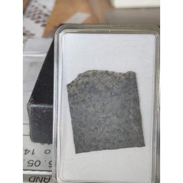Kolekcja meteorytów (Dar al Gani 476 i 400) Łowicz