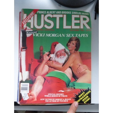 Hustler 1983 Grudzień