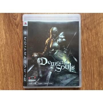 Demons Souls  PS3 - wysyłka gratis