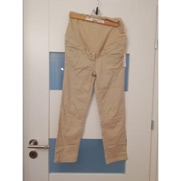 Spodnie nowe ciążowe H&M MAMA 36