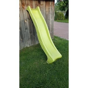 Zjeżdżalnia ogrodowa długość ok 2m
