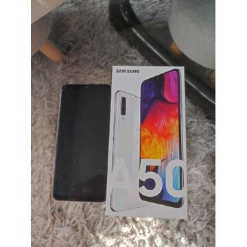 Używany Samsung A50 128/4GB RAM