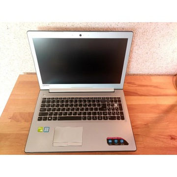 Lenovo IdeaPad 510 I5-6200U,940MX,512GB SSD