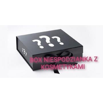 Mystery box niespodzianka z kosmetykami