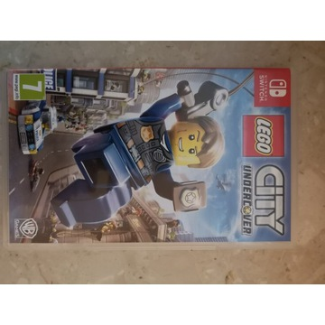"""Switch """"Lego City Undercover """""""