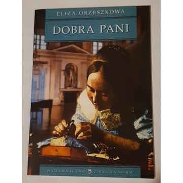 Eliza Orzeszkowa DOBRA PANI