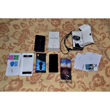 Smartfon, telefon SONY XPERIA XA1 + mega zestaw