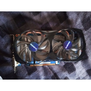 GYGABYTE GeForce GTX 550 Ti
