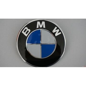 Emblemat bmw 84mm