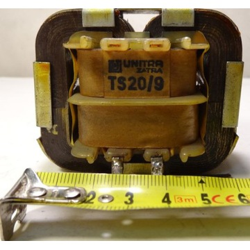 Transformator TS20/9 28V ok.0,7A