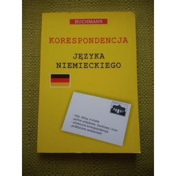 Korespondencja języka niemieckiego