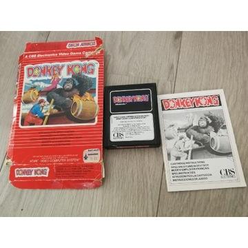 """Atari 2600 """"Donkey Kong"""""""
