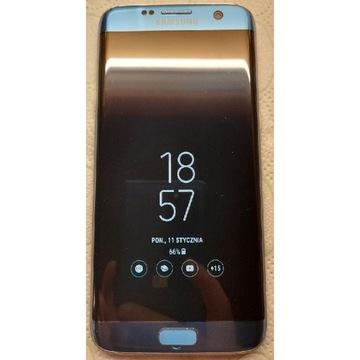 Samsung Galaxy S7 EDGE niebieski