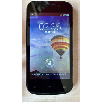 Smartfon Kazam Trooper X 4.0 Dual SIM