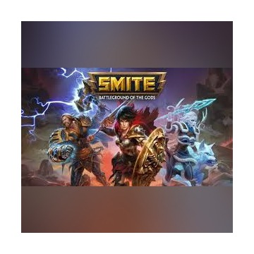 Konto Smite | 56 skinów | Ultimate God Pack