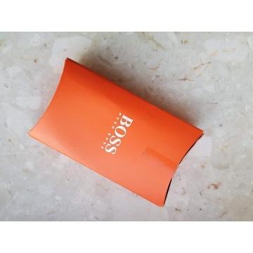 Białe sznurówki Boss orange 110cm