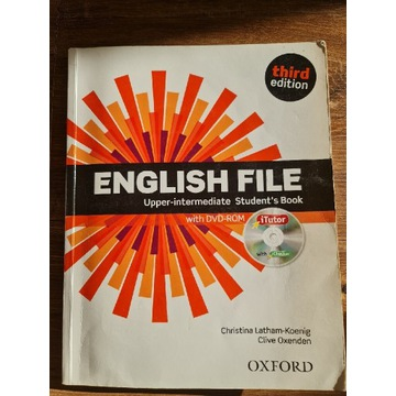 English File Upp-Intermediate Student's Book