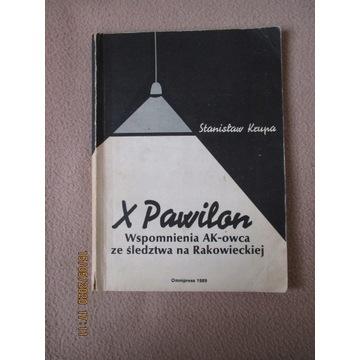 Krupa - X Pawilon. Wspomnienia AK-owca ze śledztwa