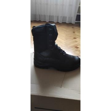 Buty wojskowe wysokie Wojas rozmiar 45