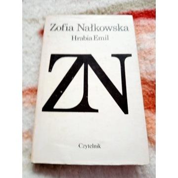 Tanio sprzedam - Hrabia Emil - Zofia Nałkowska