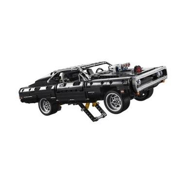 Dom's Dodge Charger SuperCar klocki technic1168el