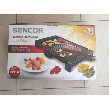 Grill elektryczny Sencor SBG 106BK