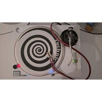 Gramofon Technics SL-1200 Mk2! ! ! BIAŁY ! ! !