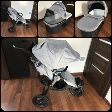 Wózek 2w1 Baby Jogger City Elite stan bardzo dobry