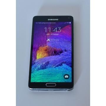 Samsung Galaxy Note 4 SM-N910C Black