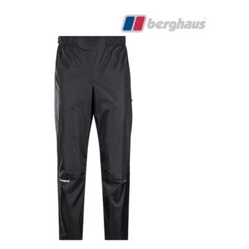 Berghous Hydro Shell spodnie trekkingowe r.XL