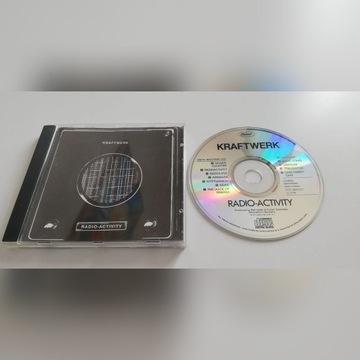 Kraftwerk - Radio-Activity - album CD