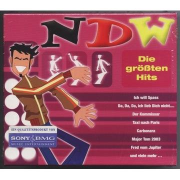 NEUE DEUTSCHE WELLE - DIE GRÖSSTEN HITS - 3CD-BOX