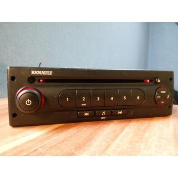 Radio 12v renault CD midlum magnum premium