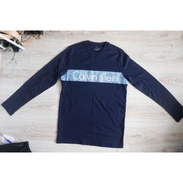 Koszulka długi rękaw Longsleeve Calvin Klein roz L