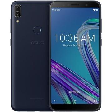 Asus ZenFone Max M2 32GB Dual Czarny ZB633KL