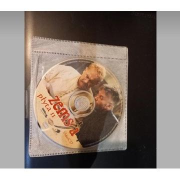 Zemsta film 2 x VCD lektura Fredro