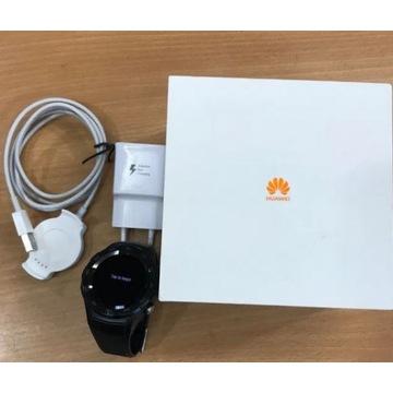 Smartwatch Huawei Watch 2 czarny 4GB sim LEO-DLXX