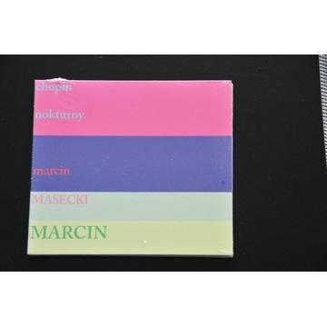 CHOPIN NOKTURNY MARCIN MASECKI CD