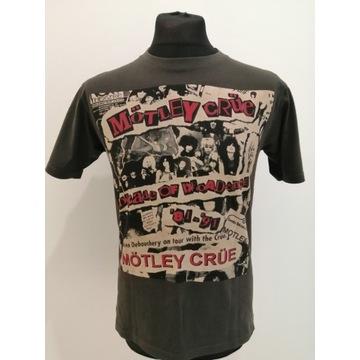 T-shirt Mothley Crue M