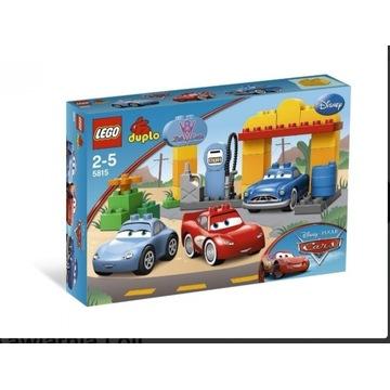 Lego Duplo 5815 zic zac Disney cars