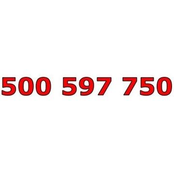 500 597 750 ORANGE ŁATWY ZŁOTY NUMER STARTER