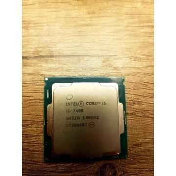 Sprzedam Intel Core i5-7400 3,5GHz 6MB Box