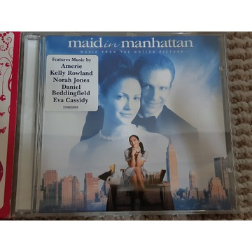 Alan Silvestri - Maid in Manhattan soundtrack(OST)