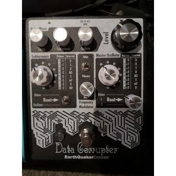 EarthQuakerDevices Data Corrupter Fuzz/Harmonizer/